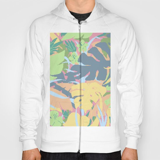 Jungle Flora 2 Hoody