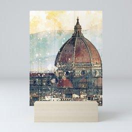 Florence - Cattedrale di Santa Maria del Fiore Mini Art Print