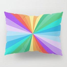 Rainbow Zoom 917 Pillow Sham