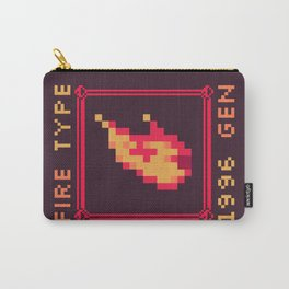 Fire Type Carry-All Pouch