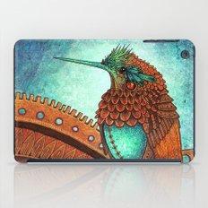 Clockwork Hummingbird iPad Case