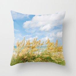 St. Pete Beach II Throw Pillow