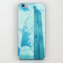 Glass Tower iPhone Skin