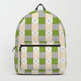Patchwork Counrty Fair Backpack
