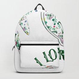 I Love My Garden Backpack