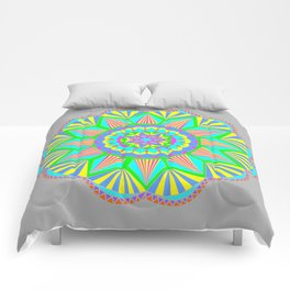 Motley Buttercup Comforters
