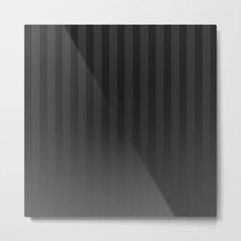 Gradient Stripes Pattern gr Metal Print
