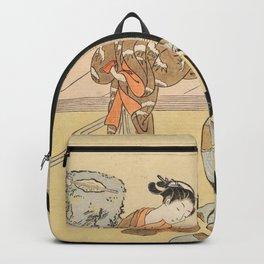 Kyoto Kimono Backpack