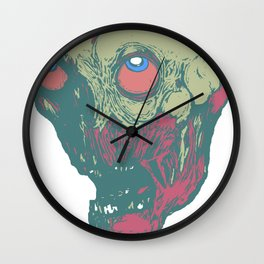 Guffaw Wall Clock