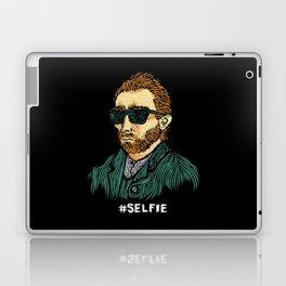 Van Gogh: Master of the #Selfie Laptop & iPad Skin