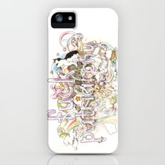 Fuck Patriarchy iPhone (5, 5s) Slim Case