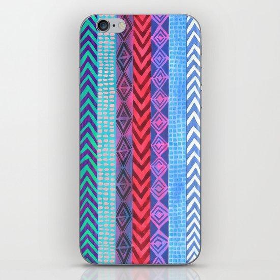 PATTERN {Peru Stripe} iPhone Skin