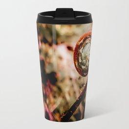 A Fine Fiddlehead Travel Mug