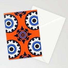 Beautiful suzani patterm Stationery Cards