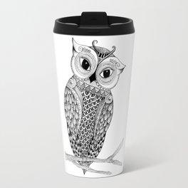 Lady Owl Travel Mug