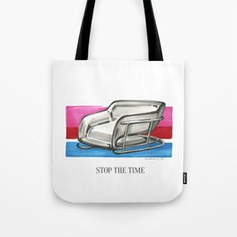 Stop The Time Tote Bag