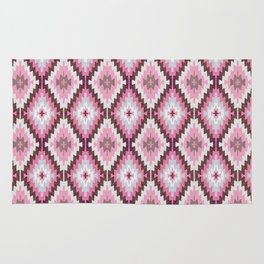 Pink Kilim Native Kilim Geometric Rug