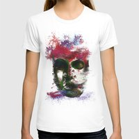 no face T-shirts featuring Face by Marian - Claudiu Bortan
