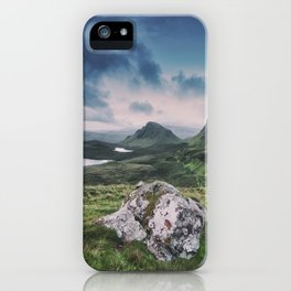 Up in the Clouds III iPhone Case