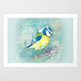 Morning air Art Print
