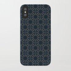 Turkish ceramics surface pattern iPhone X Slim Case