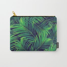Palm leaves V Carry-All Pouch