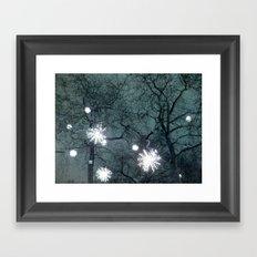 'It's Christmasss!' Framed Art Print
