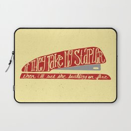 Office Space Laptop Sleeve