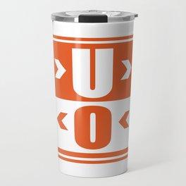 Sub Pop Music Label Nirvana Fan US Grunge Gift Travel Mug