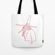 Happy Pilgrim Tote Bag