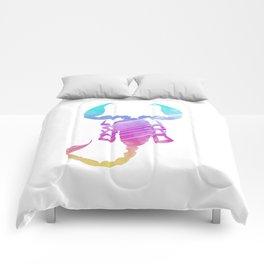 Neonimals: Scorpion Comforters