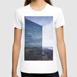 Dramatic View of Bostons John Hancock Building T-shirt