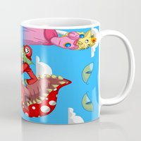 mario Mugs featuring Mario? by ShelbyDenham
