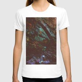 Forest Wall Dark Fairy Landscape T-shirt