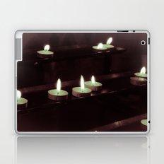 split toning candels Laptop & iPad Skin