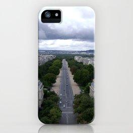 Ciel ouvert iPhone Case