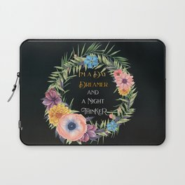 DaydreamerBooklover Laptop Sleeve