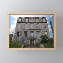 Louis-Hippolyte La Fontaine house, Montreal Framed Mini Art Print