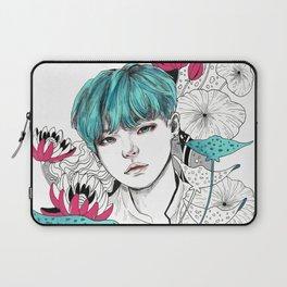 BTS Suga Laptop Sleeve