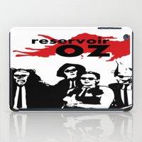 oz iPad Cases featuring Reservoir Oz by Bill Bushman