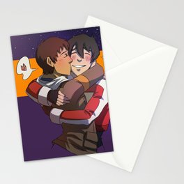 CountDown 5 Stationery Cards