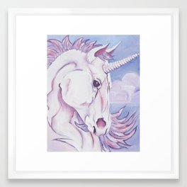 Olivia's Dream Framed Art Print
