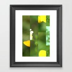 crash_ 18 Framed Art Print