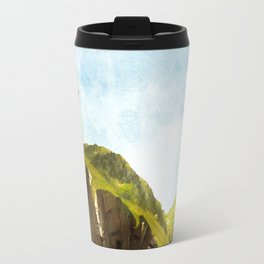 At the End of the Earth Travel Mug