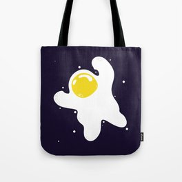 Fried Egg Odyssey Tote Bag