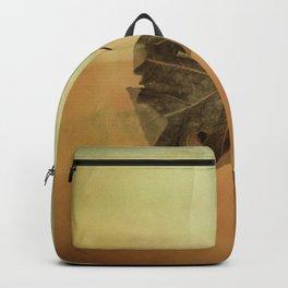 One Spring Leaf Backpack