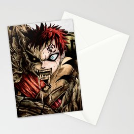 GAARA Stationery Cards