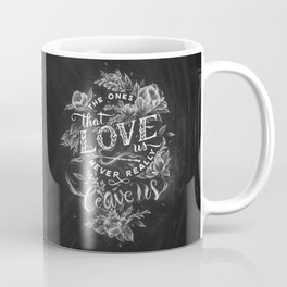Harry Potter - The Ones That Love Us Coffee Mug