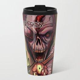 Worm Zombie Travel Mug