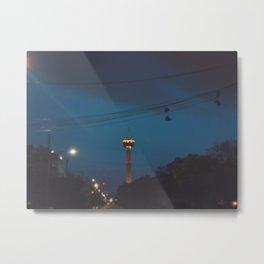 105 | san antonio Metal Print